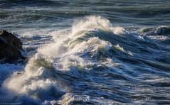 Craaaash (K_D_B 2 Million views. Thanks) Tags: wales canon surf waves foam swell pembrokeshire breaking crashing kdb strumblehd 7dmkii tamronsp150600mmf563divcusda011