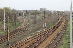 Jarocin train station 09.04.2016 (szogun000) Tags: railroad station canon tracks poland polska rail railway signal pkp wielkopolska jarocin wielkopolskie greaterpoland canoneos550d canonefs18135mmf3556is d29360 d29272 d29281