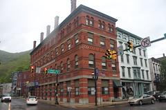Lehigh Coal & Navigation Building, Jim Thorpe, PA (joseph a) Tags: mainstreet downtown pennsylvania officebuilding jimthorpe commercialblock