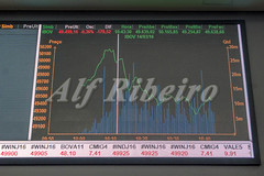 Alf Ribeiro 0184 0072 (Alf Ribeiro / Imagem Editorial) Tags: city brazil people urban money businessman work holding looking saopaulo display serious market expression stock screen monitor professional business busy quotes trading deal buy brazilian metropolis paulo capitalism talking manager sell sao stress showing information financial exchange interest economics strategy banking active raised broker trader whitecollar invest bovespa