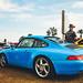 Riviera Blue Porsche 993