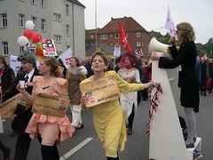 DSCN0868 (kbj102) Tags: germany protest police summit warming rostock global g8 anticapitalism anticapitalist heiligendamm