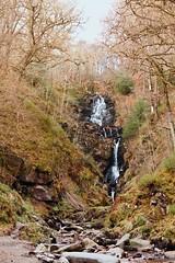 Little Fawn Waterfall (Mac ind g) Tags: walking scotland waterfall spring aberfoyle thetrossachs davidmarshalllodge queenelizabethforestpark lochlomondandthetrossachsnationalpark
