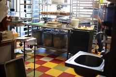 Bam Bam Bakery - Portland, Maine (garbagetogarden) Tags: food portland education maine soil waste sustainability composting restaurantwaste wastenot curbsidecomposting garbagetogarden compostpickup restaurantcomposting