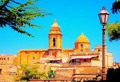 The Church (Francesco Impellizzeri) Tags: travel church architecture canon landscape sicily sicilia erice