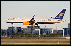 TF-FII Icelandair Boeing 757-200 (Tom Podolec) Tags:  way this all image may any used rights be without reserved permission prior 2015news46mississaugaontariocanadatorontopearsoninternationalairporttorontopearson