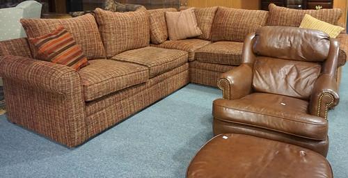 Kincaid 3 Piece Sectional Sofa ($632.50)
