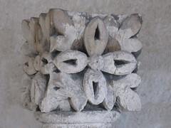 20150324 Isre Vienne - Cloitre Saint Andr le Bas-019 (anhndee) Tags: sculpture france frankreich glise eglise vienne rhonealpes isre