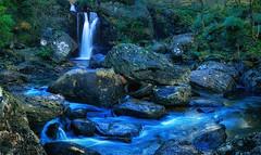 Inversnaid Falls (J McSporran) Tags: landscape scotland waterfall trossachs lochlomond inversnaid lochlomondandtrossachsnationalpark