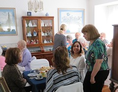 Spring Tea 2016 (Hear and Their) Tags: ladies star spring order tea fort chapter eastern malden 268