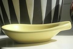 Wchtersbach - Yellow Organic Ashtray (10294) (Ahornblatt2012) Tags: yellow vintage 60s bowl taxis retro 50s ashtray decor midcentury keramik mcm wchtersbach wgp