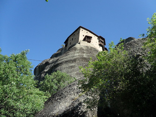 "Monasterios de Meteora, Grecia <a style=""margin-left:10px; font-size:0.8em;"" href=""http://www.flickr.com/photos/141744890@N04/26235058922/"" target=""_blank"">@flickr</a>"