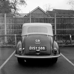 Car (tercrossman87) Tags: film home mat 124g push epson hp5 800 development ilford yashica 119 v550 lc29 ilfotec