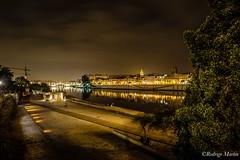 Seville - Spain -> Instagram : @rodlilo (rgm_fotografia) Tags: city longexposure trip travel trees cidade vacation espaa tree night clouds river sevilla spain nikon espanha europa europe cu seville andalucia noite urbano longaexposio citylight sevilha longexpo d3300