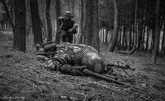 Sani-2 (Andy Darby) Tags: helmet german medic sani arley paratrooper k98 fallschirmjager fjr5