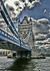 Bridge tower (Jorge B.M) Tags: uk bridge london tower thames puente torre londres tmesis reinounido unitedkindom granbretaa