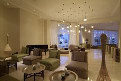 RSH Djerba (Primatours) Tags: hotel design djerba resort lobby sofa dmmerung interiordesign halle ausblick tunesien sessel radissonsas couchtisch sofatisch 4sterne pendelleuchte rezidor marmorboden dmmerung
