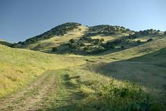 Brushy Peak Trail (jeffmgrandy) Tags: landscape shadows hiking hills livermore altamont brushy