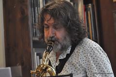 M4099429 (pierino sacchi) Tags: musica sax saxophone libreria recitazione baritono oneiros andreaferrari libreriacardano simonemocennibeck igorebulipoletti