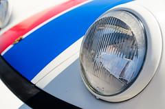 HZ Bosch (GmanViz) Tags: color detail car nikon automobile stripes 911 porsche headlight gmanviz d7000