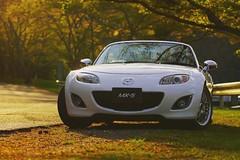 100000kmの旅路の果て。そしてこれからも! #miata #mx5 #mazda #miatagram #mx5graphy #lovecars #miatalife #mx5life #100000km #jinbaittai #zoomzoom #cars #japan (R26B) Tags: square squareformat lark iphoneography instagramapp uploaded:by=instagram