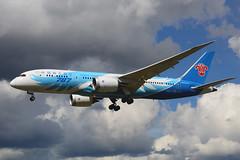 B-2736.LHR300416 (MarkP51) Tags: london plane airplane airport nikon image heathrow aircraft boeing lhr airliners csn egll chinasouthern dreamliner d7100 b7878 b2736 markp51
