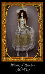 Mad Thief (AyuAna) Tags: set ball design clothing doll dress handmade ooak style clothes fantasy historical bjd dollfie jointed ayuana
