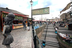 Camden Town (Ilker D) Tags: london market outdoor camden stable