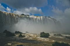 Cataratas de Iguaz (flormar_) Tags: travel argentina waterfalls cataratas iguazu misiones