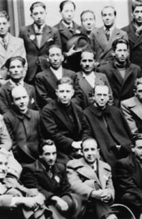 06. Con el Padre Oscar Larson y el Padre Jorge Gómez Ugarte