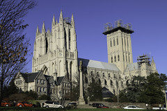 Washington's National Cathedral (Lawrence OP) Tags: washingtondc cathedral towers national neogothic episcopal