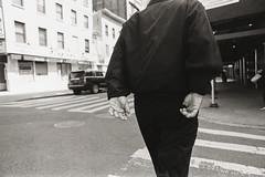 AA006 (heavyasmountains) Tags: nyc newyorkcity blackandwhite slr film 35mm photography nikon candid streetphotography noflash 24mm fm3a filmphotography streetstyle