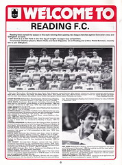 Charlton Athletic vs Reading - 1981 - Page 6 (The Sky Strikers) Tags: road cup magazine reading football athletic parade valley to league wembley charlton the matchday 40p