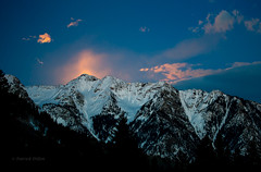 Golden Full Moonrise - San Juan Mountians (Steadfast Christian) Tags: mountains nature stars colorado god fullmoon explore creation needle moonrise nightsky peaks sanjuanmountains avalanche spica landscapephotography patrickdillonphotography patrickdillonphoto