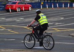 (Zak355) Tags: bike bicycle scotland cops scottish polis bute rothesay isleofbute policescotland pedalpatrol