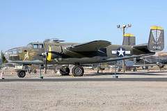 44-31032 B-25 Mitchell USAF (JaffaPix .... +2.5 million views, thanks!) Tags: museum airplane riverside aircraft aviation aeroplane mitchell usaf warbird museam b25 riv kriv marcharb marchafbmuseum 4431032 jaffapix davejefferys jaffapixcom