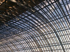 Welcome to London (KittyKat3756) Tags: roof station stpancras