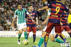 Betis - Barcelona 086 (VAVEL Espaa (www.vavel.com)) Tags: fotos bara rbb fcb petros betis 2016 fotogaleria vavel futbolclubbarcelona primeradivision realbetisbalompie ligabbva betisvavel barcelonavavel fotosvavel juanignaciolechuga