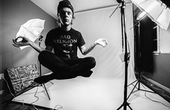 Meditate (jesse_tomasello) Tags: longexposure blackandwhite home night photoshop canon studio stars landscape polaroid photography eos reading suicide falling illusion lbi longbeachisland frame subaru 5d fade hang breaking forester vsco jessetomasello