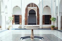 Bahia Palace (Rowan Tree - rowantree.se) Tags: africa travel oktober october fotograf photographer morocco marrakech afrika marrakesh oriental resa marocko 2015 travelphotography bahiapalace lrthefader raniamariaphotography raniamariarnntoft morrocko