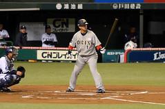 DSC_7104 (yuzuko_ko) Tags: オリックス・バファローズ 中島裕之 20150327l×bs@西武d