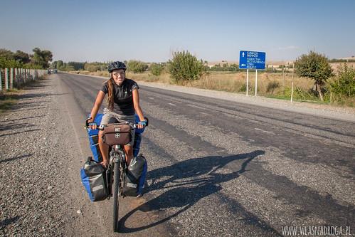 Tuż przy granicy z Uzbekistanem
