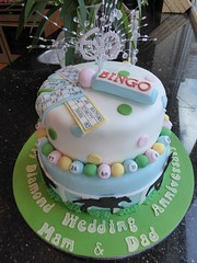 Horse Racing and Bingo ! (Victorious_Sponge) Tags: birthday horse cake anniversary racing bingo