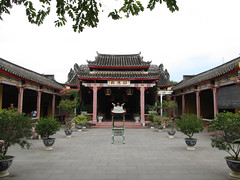 "Hoi An: le Temple Hai Nam <a style=""margin-left:10px; font-size:0.8em;"" href=""http://www.flickr.com/photos/127723101@N04/24161557964/"" target=""_blank"">@flickr</a>"