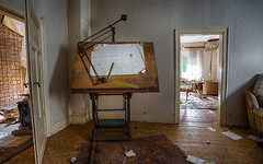 Drawing Board (leroysfotos) Tags: mill abandoned lost mhle lp urbex getreide lostplaces lostplace