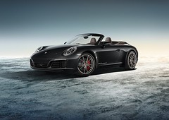 Porsche 911 Carrera S Cabriolet by Porsche Exclusive