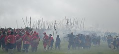 Re-enacting the Battle of Naseby - 370th annerversary. (greentool2002) Tags:
