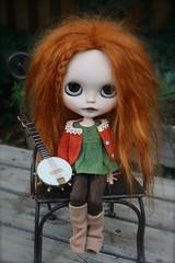 Zaloa's Studio Custom Blythe