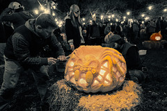Chadds Ford PA - Pumpkin Carve (rusuden) Tags: ford pumpkin carve chadds