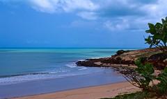 Praia virgem perto de Sao Miguel do Gostoso (pedrosampaio190690) Tags: brazil miguel rio brasil grande do sao norte gostoso